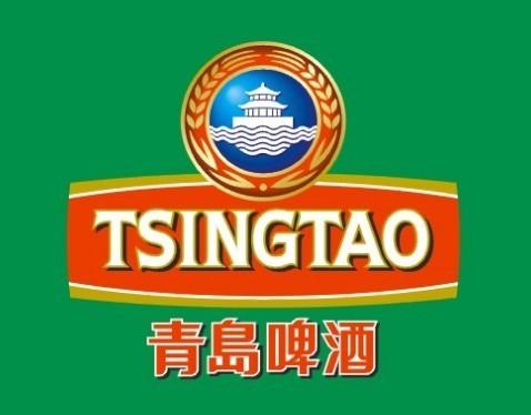 青岛啤酒集团logo