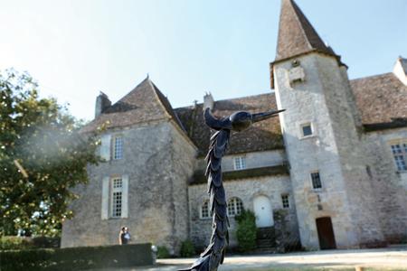 具有1100年历史的Lugagnac城堡