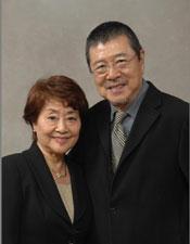 Naoki and Kimie Hongo(日本经销商)